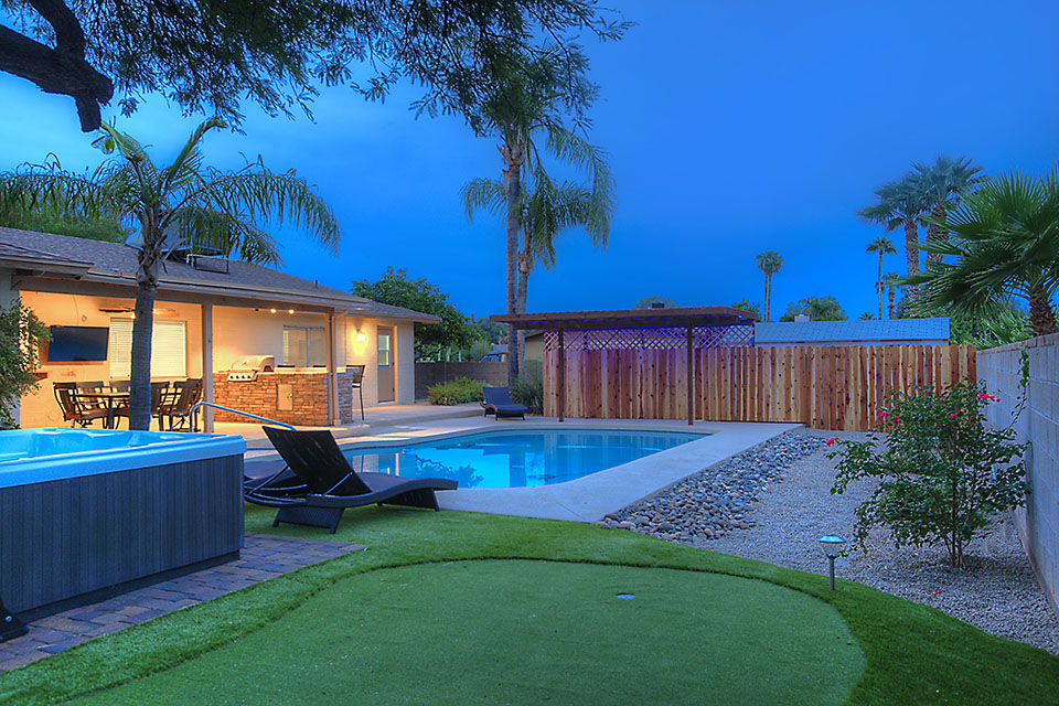New Vacation Rentals in Scottsdale